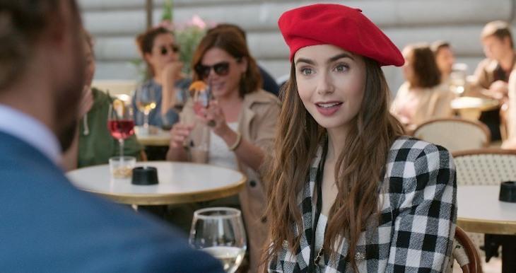 Emily in Paris DR Netflix