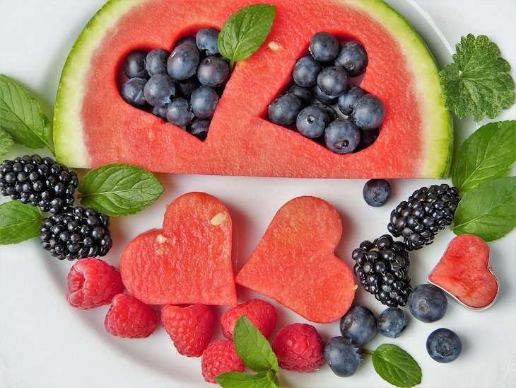 Frutas © Pixabay