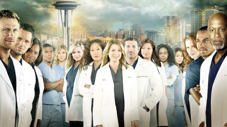 Greys Anatomy : Anatomia de Grey DR