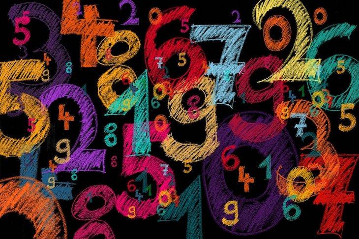Números © Pixabay