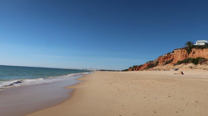 Praia do Vale do Lobo - Algarve -Portugal © Viaje Comigo
