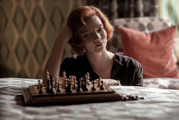 Queens Gambit : Gambito da Dama DR