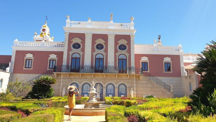 Pousada Palácio de Estoi - Algarve © Viaje Comigo