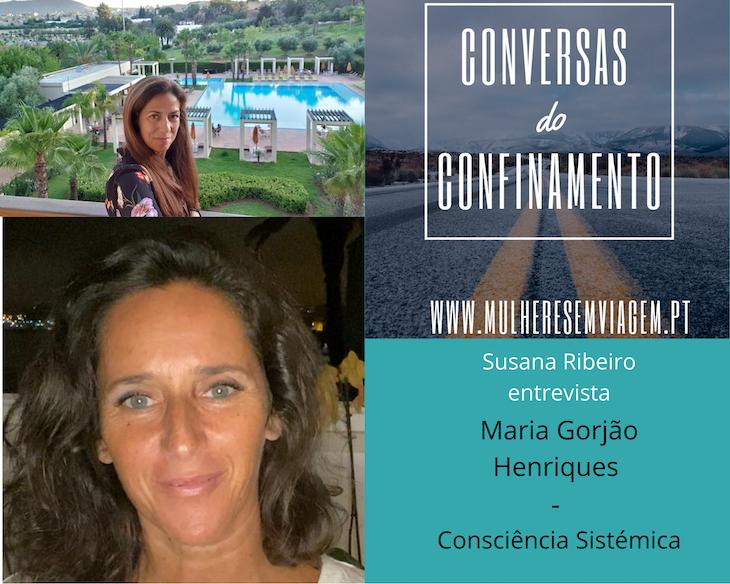 Conversas do Confinamento: Maria Gorjão Henriques