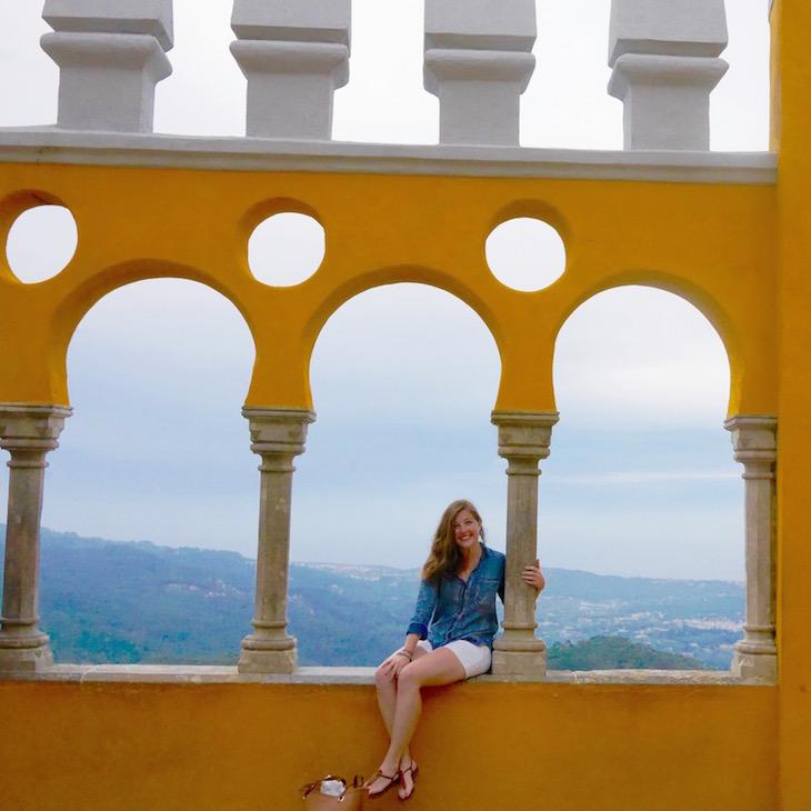 Brittany Kulick em Portugal © DR