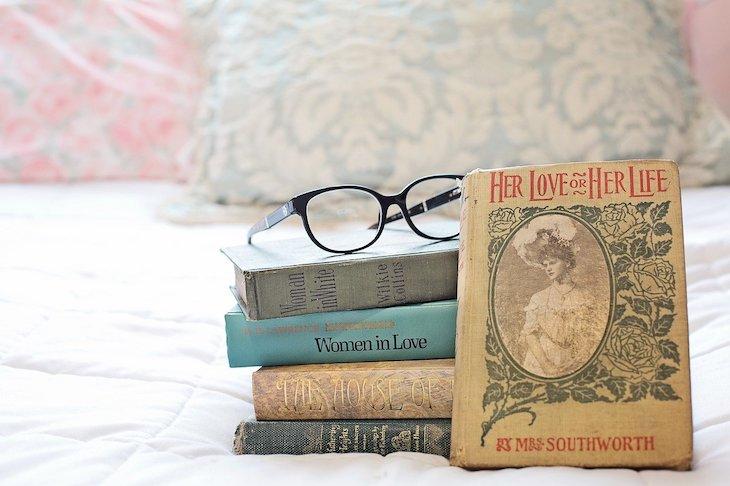 Livros © Pixabay