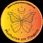 Logotipo Mulheres em Viagem