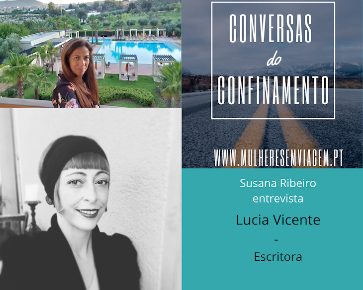 Conversas do Confinamento: Lúcia Vicente