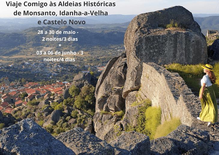 Tours nas Aldeias Históricas de Portugal 2021 © Viaje Comigo